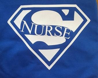Super Nurse Etsy