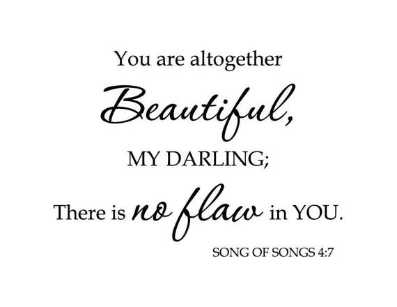 Bible Verses Love Quotes Interesting Song Of Solomon 47 Bible Verse Love Quote Beautiful Saying