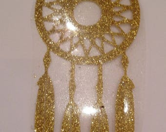 Fusible pattern catches golden dream