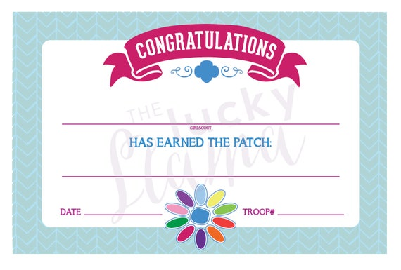 fill in certificates
