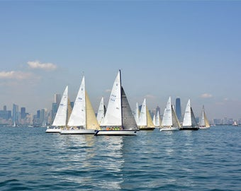 Sailing Chicago Style