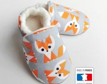 Baby 100% organic Fox