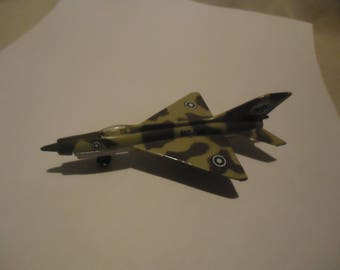 Vintage 1973 Matchbox Mig-21 Diecast Metal Plane Toy, collectable