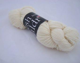Natural - SW Sock half skein