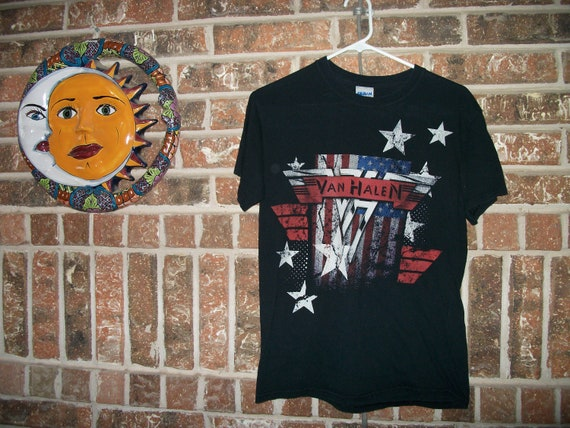 Vintage Van Halen Unisex Rock T Shirt Medium by Etsy