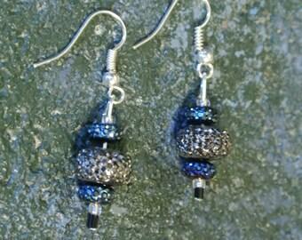 Sparkle Beaded Earrings