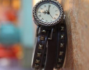 Studded Watch/Bracelet/Belt