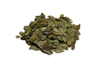50 g Dried Organic Bearberry Leaves, (Arctostaphylos uva-ursi)