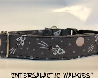 Intergalactic Walkies