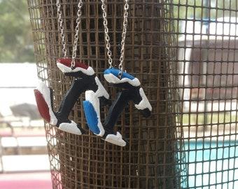 VOLTRON bayard necklace