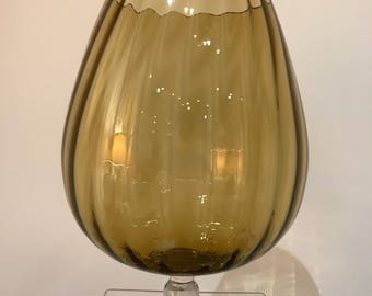1960 Brandy glass vase
