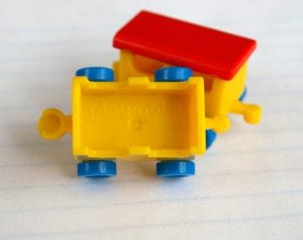 Playmobil Toy Train Cars