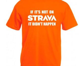 Strava Cycling Shirt,Christmas gifts for men,husband,cyclists,biking t shirt,bicycle gift,bicycle print shirt, women bike shirt