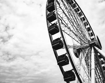 Centennial Wheel Ferris Wheel - Navy Pier, Chicago, IL