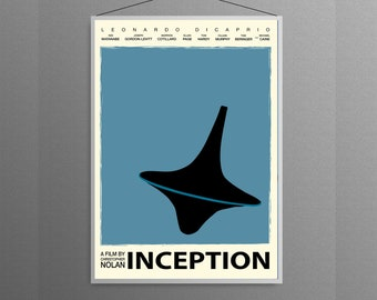 Inception minimal movie cover   poster