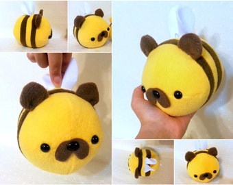 Honey Bear Bee - Made to Order