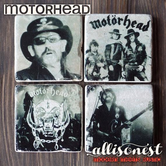 Motorhead Stone Coaster S...