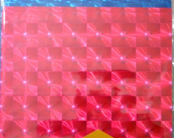 A Set of 10 Sheets Japanese 3D Folding Origami Papers