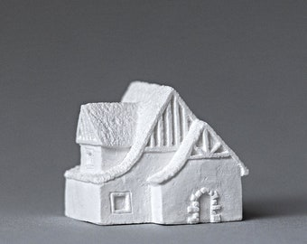 Selling Out Permanently! english cottage - freestanding art object
