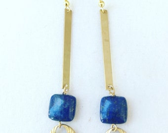 Lapis and scarab