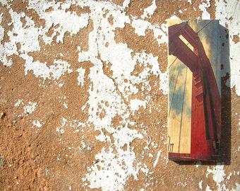 Wooden Print - Golden Gate Bridge | Wood | Print | Wall Art | Decor | Natural Prints | Surf Art