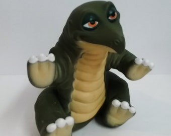 Toy- Land Before Time SPIKE  Hand Puppet (Vinyl)
