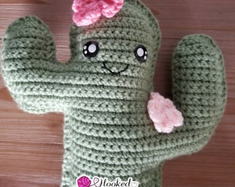 Cactus Cuddle pillow - Made to Order