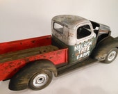 Classicwrecks,Chevy Truck, Scale Model ,Rusted Wreck, Pickup Truck,RatRod