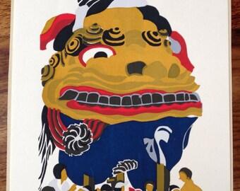 Masaaki Tanaka Shinno Gallery Japanese Festivals Series