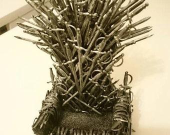 Iron Throne GoT Game of Thrones mobile phone holder / Handyhalter