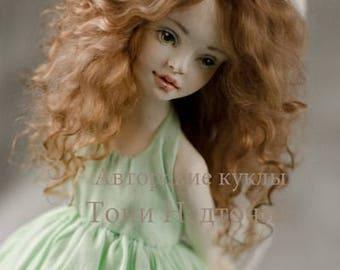Art doll Forest Fairy