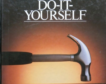 Vintage Book: The Which? Book of Do-It-Yourself 1982