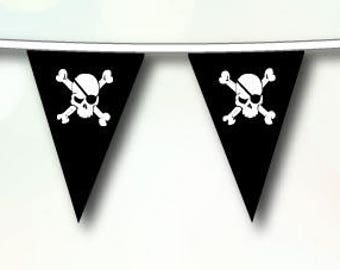 Jolly Roger Bunting