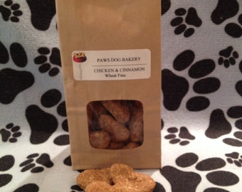 Chicken & Cinnamon - 100% Healthy All Natural,  and No Preservatives.