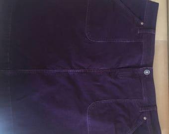 Izod Corduory Skirt plus size
