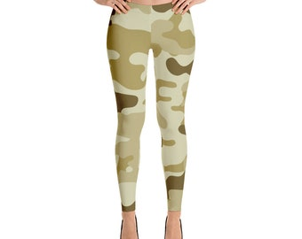 camo army Leggings camouflage