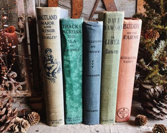Old Books - Very Old Stories for Boys FREE SHIPPING