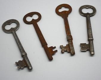 Vintage Skeleton Keys Jewelry Supply Jewelry Findings