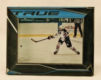 5 x 7 Hockey Stick Frame - FREE SHIPPING in US  (#6315)