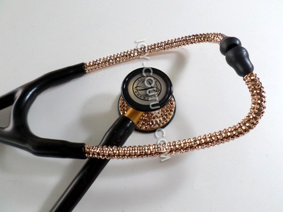 Littmann Cardiology Iv Or Your Brand Stethoscope Black With