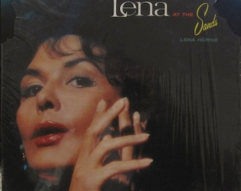 Lena Horne----Lena At The Sands