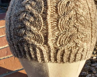 Classic Cable Knit Hat