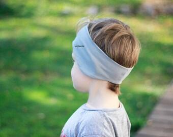 Ear Warmer Headband Pattern, sizes 0-6 years, PDF pattern