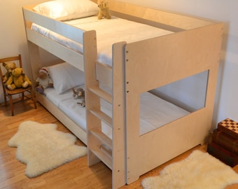 """Low Bunk Bed 48"""" high"""