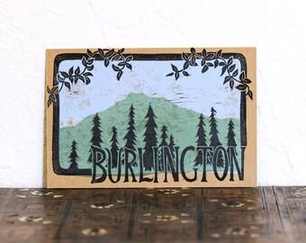 Burlington Mini-Print