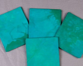 Gem Flourite Hand-Dyed Quilting Cotton Fat Quarter