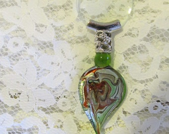 Dichroic Glass Magnifying Loupe