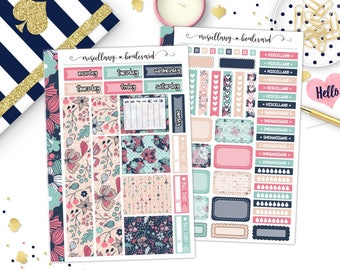 Wanda 2-Page Mini Kit | MK-003 MINI BINDER