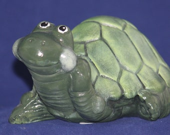 This Turtle is no Slowpoke