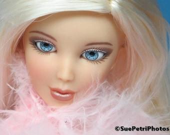 Fashion Doll Photos, Liv Doll Prints, Pretty in pink, Girls room decor, playroom art, barbie photography, barbie doll photos, liv doll print